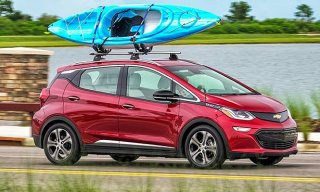 The Chevrolet Bolt EV media program at Babcock Ranch, Friday, July 21, 2017 on Florida's Gulf Coast. (Photo by Mark Elias for Chevrolet)