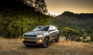 2019 Jeep® Compass Limited