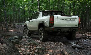 The GMC HUMMER EV is designed to be an off-road beast, with all-new features developed to conquer virtually any obstacle or terrain.