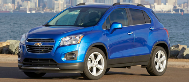 chevrolet trax 2016 comme un grand guide auto. Black Bedroom Furniture Sets. Home Design Ideas