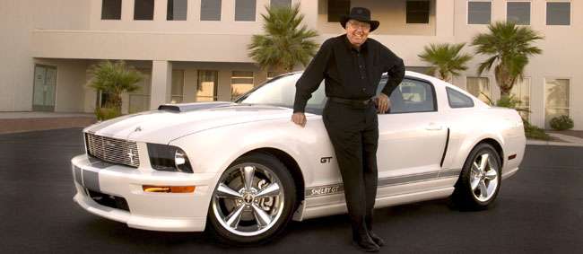carroll shelby nous quitte